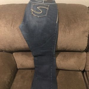 Silver Jeans - Aiko Bootcut - 18/33